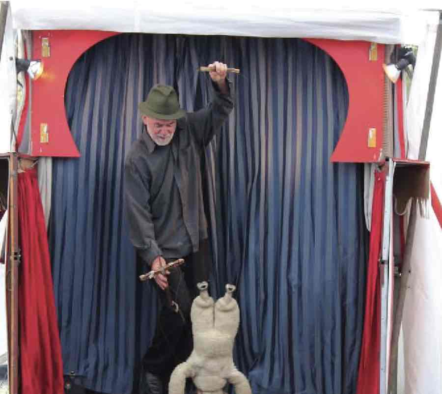 Professor Wallace's Puppet Theatre
