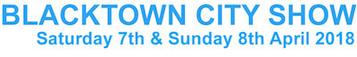 Don't Miss 2018 - The Blacktown City Show