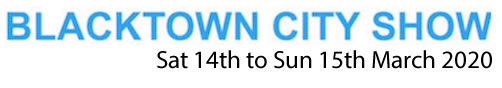 Don't Miss 2020 - The Blacktown City Show