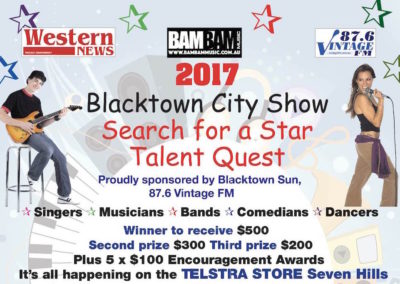 Search for a Star Talent Quest